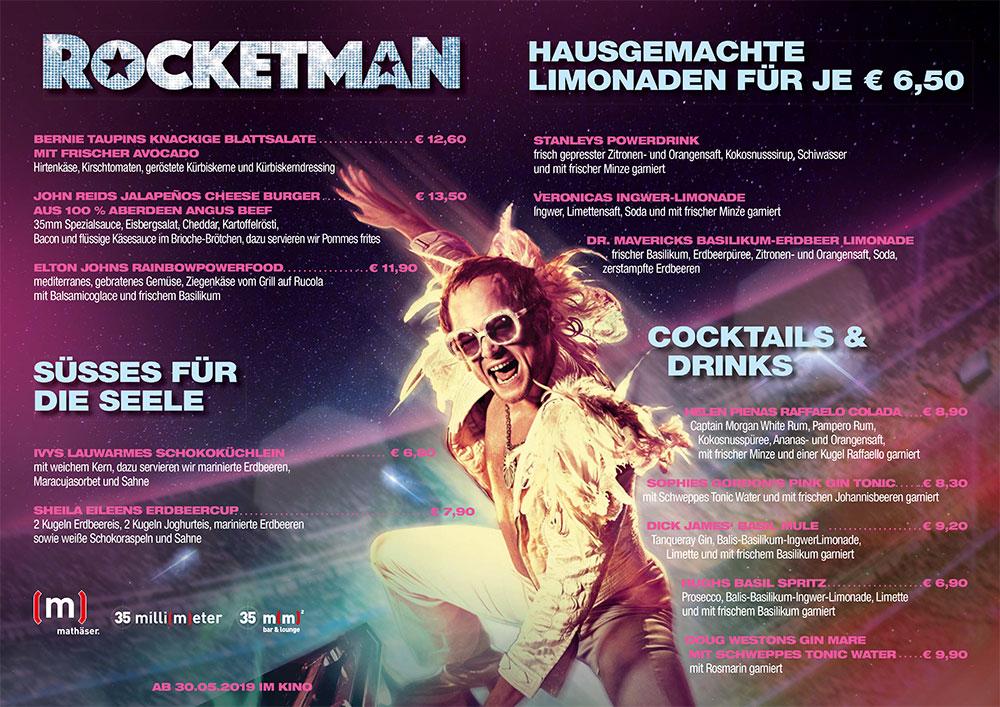 Tischset_Rocketman