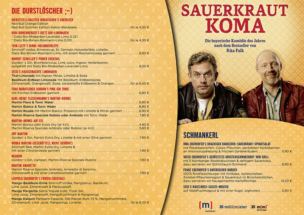 Tischset_Sauerkrautkoma